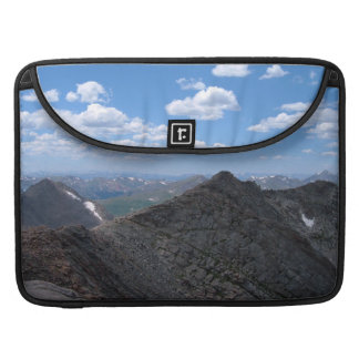 Colorado Rocky Mountains: Moonscape MacBook Pro Sleeves