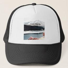 Colorado Rocky Mts. Trucker Hat