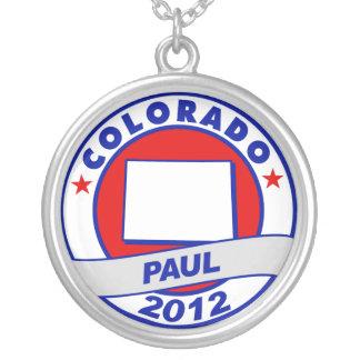 Colorado Ron Paul Necklace