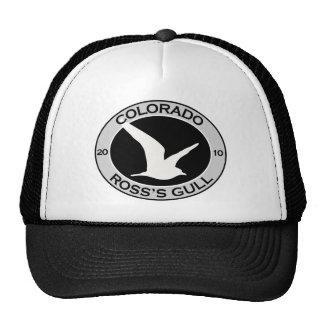 Colorado Ross's Gull Mesh Hat
