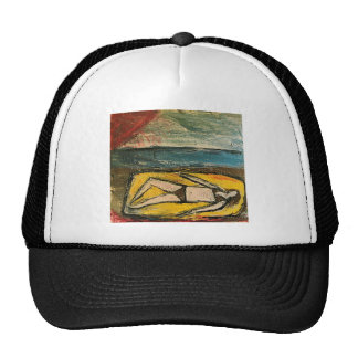 COLORADO SHANNON IN SANTA MONICA TRUCKER HAT