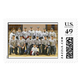 Colorado Shootout 2006 Stamp