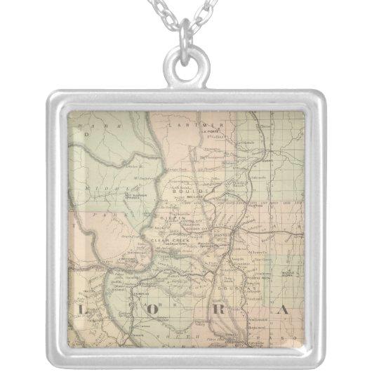 Colorado Silver Plated Necklace