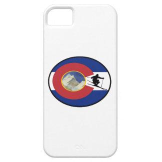 COLORADO SKI TIME iPhone SE/5/5s CASE