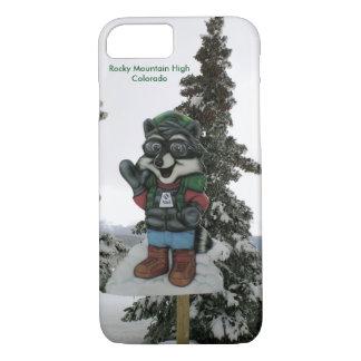Colorado Ski Town iPhone 7 Case
