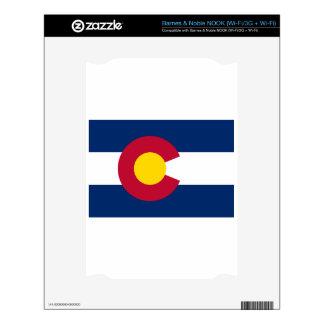 Colorado Decals For NOOK