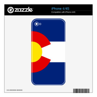 Colorado Decals For The iPhone 4