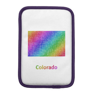 Colorado Sleeve For iPad Mini