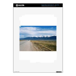 Colorado Snow Mountais Decals For iPad 3