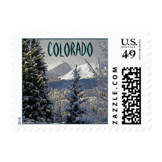Colorado Snow Postage