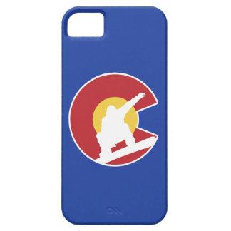 Colorado Snowboard iPhone SE/5/5s Case