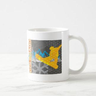 Colorado Snowboarding Coffee Mug