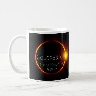 Colorado Solar Eclipse Mug