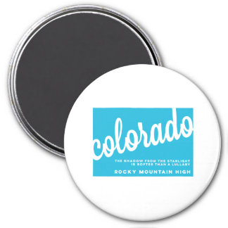 colorado | song lyrics | sky blue magnet
