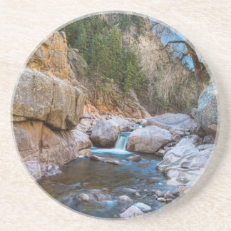Colorado South St Vrain Canyon Sandstone Coaster