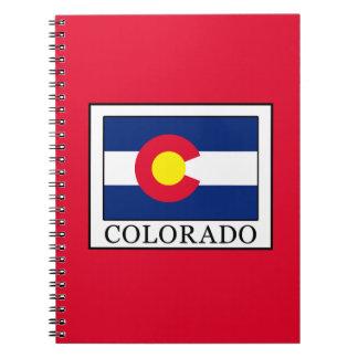 Colorado Spiral Notebooks