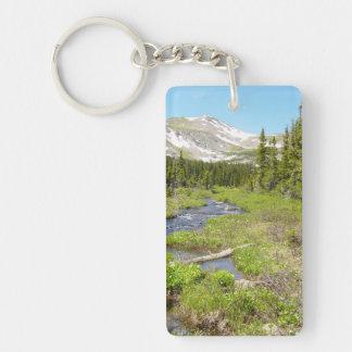 Colorado Splendor Scenic Key Chain