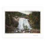Colorado Springs, CO - caídas de Helen Hunt Postales