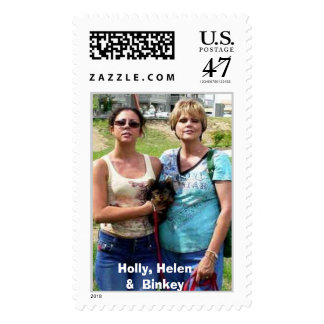 COLORADO SPRINGS, CO. -- HOLLY, HELEN AND BINKE... POSTAGE