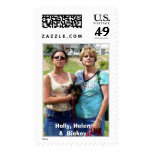 COLORADO SPRINGS, CO. -- HOLLY, HELEN AND BINKE... POSTAGE STAMPS