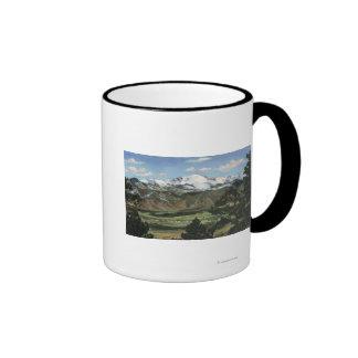 Colorado Springs, CO - pico de los lucios Taza De Café