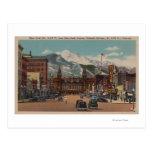 Colorado Springs, CO Postales