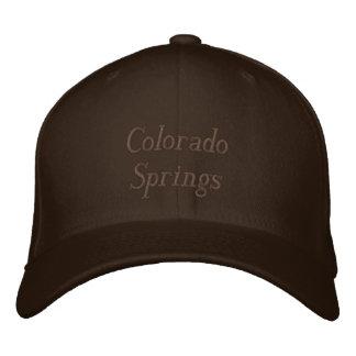 Colorado Springs Baseball Cap