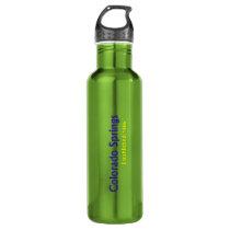 Colorado Springs Established Water Bottle