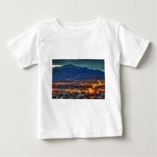 Colorado Springs Lights Baby T-Shirt