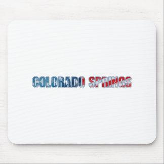 Colorado Springs Mouse Pad