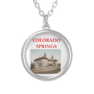 colorado springs necklace