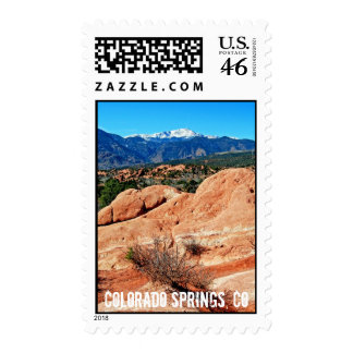 Colorado Springs Stamps