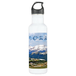Colorado Stainless Steel Water Bottle