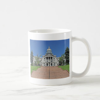 Colorado State Capitol Building Coffee Mug
