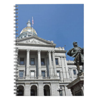 Colorado State Capitol Building Note Book