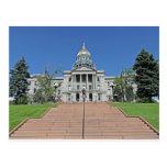 Colorado State Capitol Building Postcard