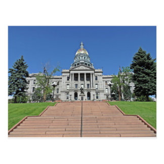 Colorado State Capitol Building Postcard