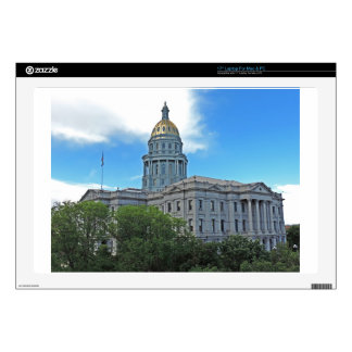 Colorado State Capitol Building Skin For Laptop