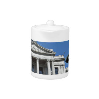 Colorado State Capitol Building Teapot