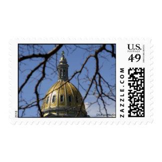 Colorado State Capitol Postage