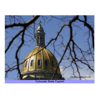 Colorado State Capitol Postcards
