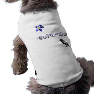 Colorado State Doggie T-shirt