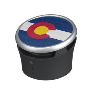 Colorado State Flag Bluetooth Speaker