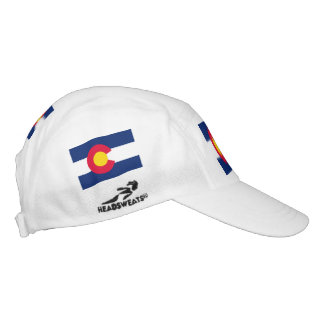 Colorado State Flag Design Headsweats Hat
