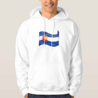 Colorado State Flag (Distressed) Pullover