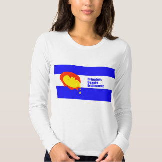 Colorado State Flag Dripping Beauty Shirt