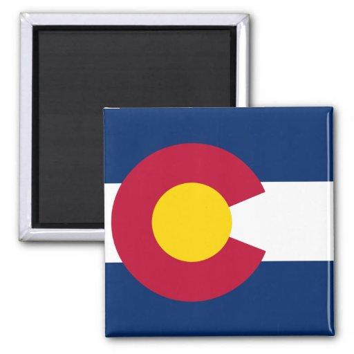 Colorado State Flag Fridge Magnet