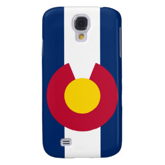 Colorado State Flag Galaxy S4 Cover