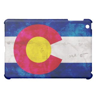 Colorado State Flag iPad Mini Case