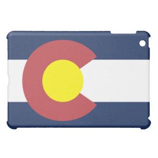 Colorado state flag  iPad mini cover